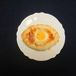 Sunmerry Shinkoiwa cheese&yakitamago.JPG