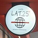 caffee Lat.25 kanban.JPG
